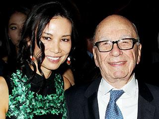 Rupert Murdoch's Ex-Wife Wendi Deng Denies Rumors She's Dating Vladimir Putin