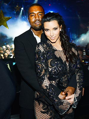 Kim Kardashian, Kanye West Welcome Their Baby Girl