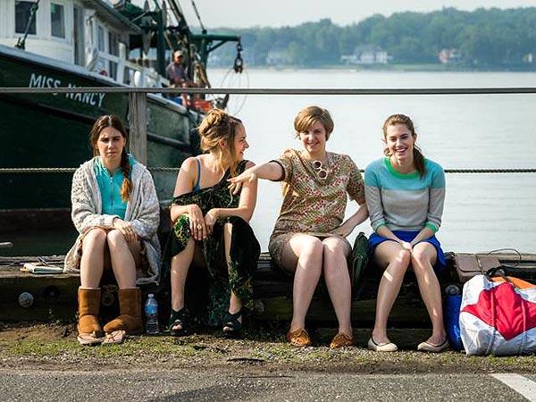 Girls Stars Leave N.Y.C. in First Look Photo of Season 3
