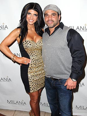 Real Housewives's Teresa Giudice and Joe Giudice Blame Fame for Woes