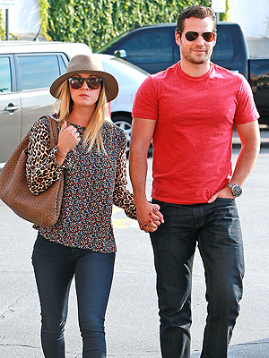 Henry Cavill and Kaley Cuoco Step Out – Holding Hands