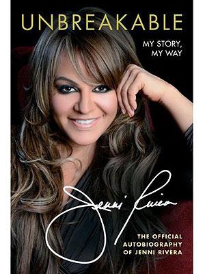 Jenni Rivera: Memoir Unbreakable Touches on Rape and Suicide Attempt