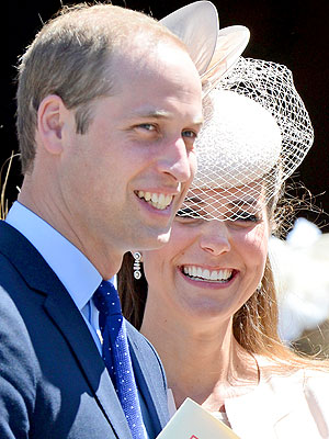Prince William & Kate Wait Out Final Hours of Pregnancy at Kensington Palace