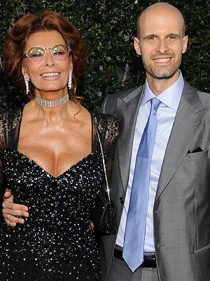 Sophia Loren Returning to the Screen - at 78