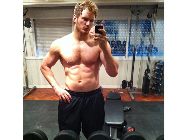 Chris Pratt Lays Off Beer and This Is the Result