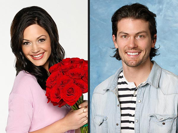 The Bachelorette: Desiree Hartsock Blogs: I'm in Love with Brooks Forester
