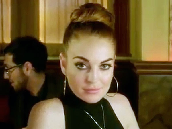 Lindsay Lohan's Trailer for Erotic Thriller The Canyons Hits the Web