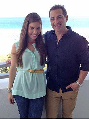 Bobby Deen Weds Claudia Lovera