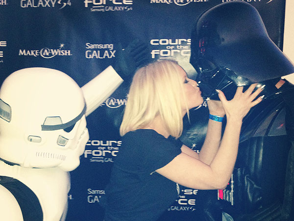 Comic-Con San Diego: Carrie Keagan of VH1 Blogs for PEOPLE
