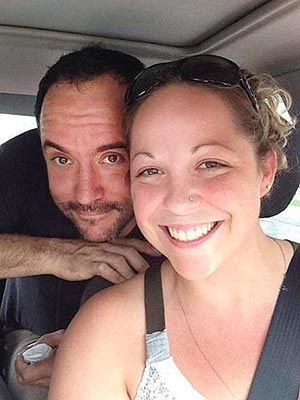 Dave Matthews Hitches a Ride to His Show with a Fan