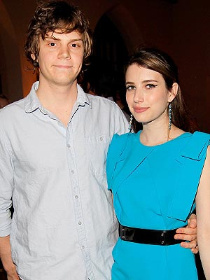 Emma Roberts Engaged to Evan Peters
