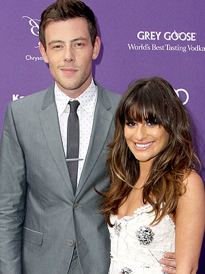 Cory Monteith Seemed 'Happy and in Love' with Lea Michele at a Recent Shoot