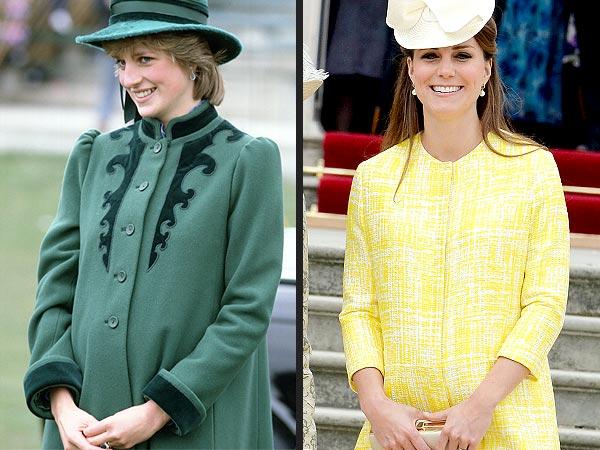 Royal Birth Watch: William Was Induced, Said Princess Diana