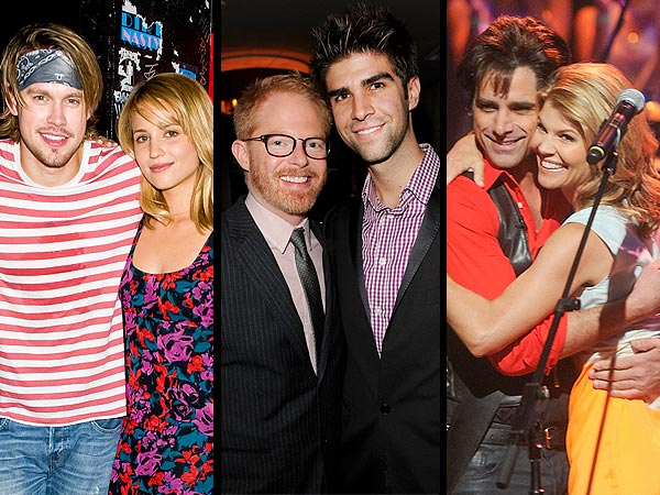 A Very Modern Wedding, a Full House Reunion & More from the Weekend
