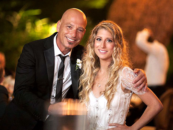 Howie Mandel's Daughter Jackelyn Gets Married