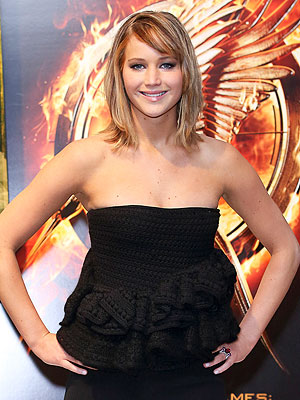 Jennifer Lawrence Meets Jeff Bridges and Melts