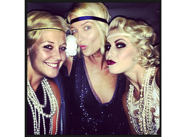Julianne Hough Celebrates Turning 25 with a Costume Party