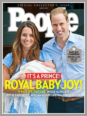 Royal Baby Joy! All About the Prince of Cambridge
