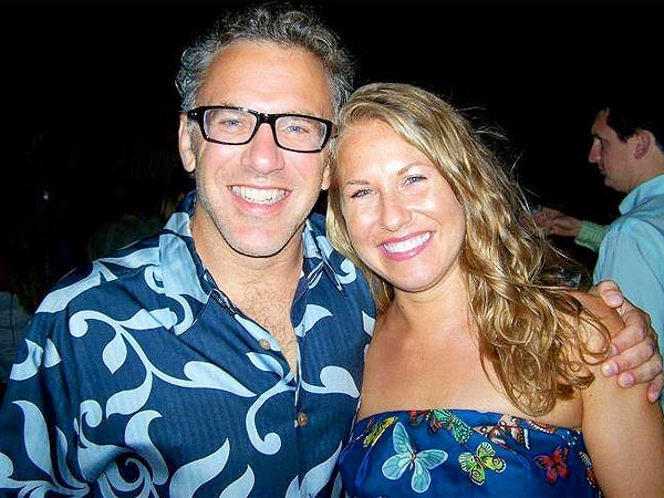 Neil Everett Marries Stephanie Krohn in Oregon