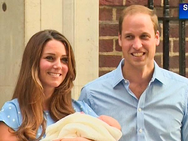 Kate and Baby Join William at North Wales Home