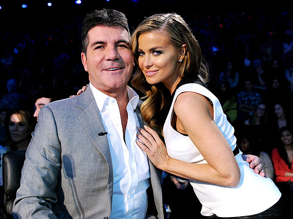 Simon Cowell's Ex-Girlfriend Carmen Electra: He'll Be a 'Fantastic' Father