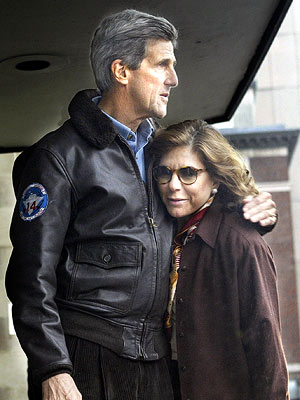 Teresa Heinz Kerry Released From Hospital