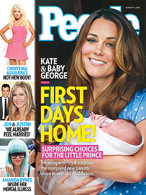 Royal Baby, Prince William, Kate: All the Details about Prince George