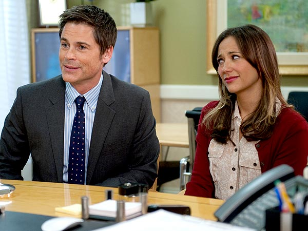 Parks and Recreation: Rob Lowe and Rashida Jones Leaving Show
