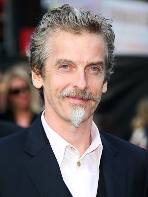 Doctor Who Latest Actor Is Peter Capaldi