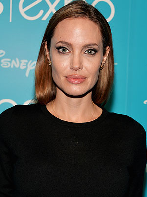 Angelina Jolie: Maleficent Didn't Scare My Daughter Vivienne