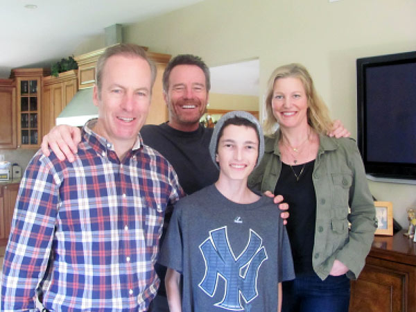 'Breaking Bad' Season Opener Dedicated to Teen Superfan Who Died of Cancer