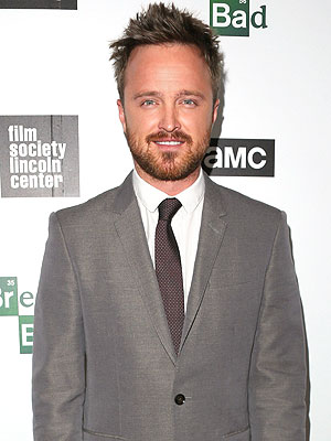 Aaron Paul 'Definitely' Wants Kids, but When?