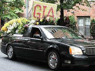 Gia Allemand: Friends and Family Say Goodbye at the Reality Star's Funeral | Gia Allemand