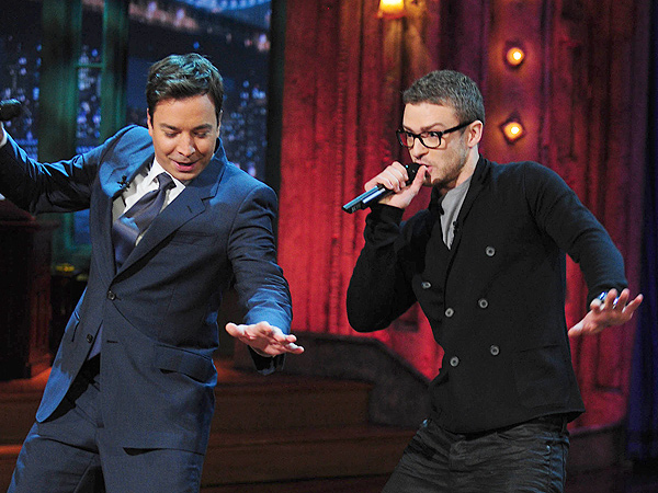 Jimmy Fallon to Present Justin Timberlake with Vanguard Award