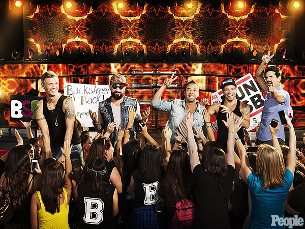 Backstreet Boys Hit Road with New Songs