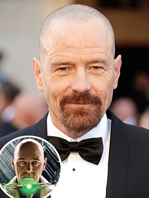 Bryan Cranston As Lex Luthor in Man of Steel Sequel?