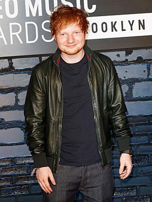 MTV VMAs: Ed Sheeran Says Most Women Want to Mother Him