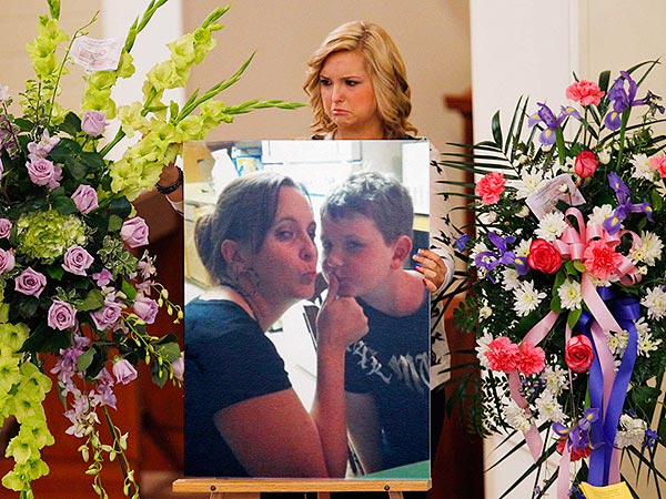 Hannah Anderson: Mom Christina Anderson & Brother Ethan Anderson Laid to Rest