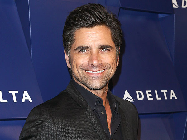 John Stamos Turns 50 – with Full House Pals