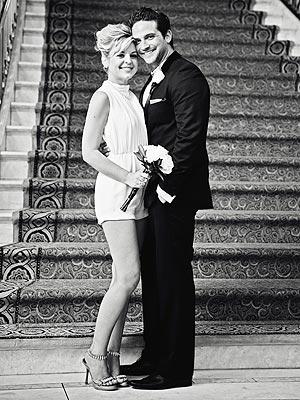 General Hospital's Brandon Barash & Kirsten Storms Talk About Secret Wedding