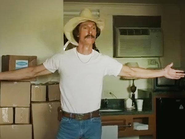 Matthew McConaughey Shines in Dallas Buyers Club Trailer