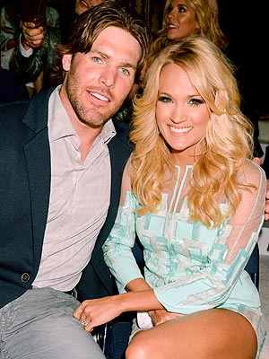 Carrie Underwood: I Trust Mike More than Anyone