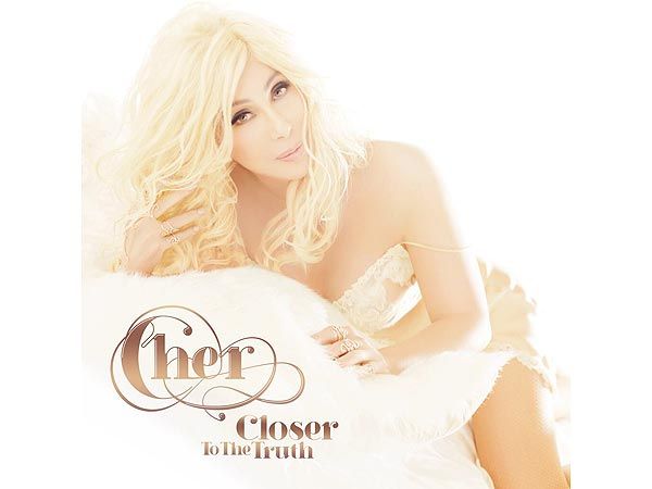 Cher's Closer to the Truth Album Cover Revealed - Singer Goes Blonde