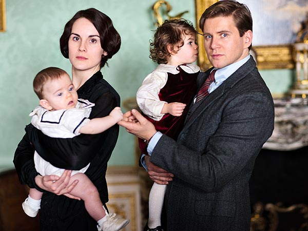 Downton Abbey's Season 4 Trailer Reveals Lady Mary's Grief