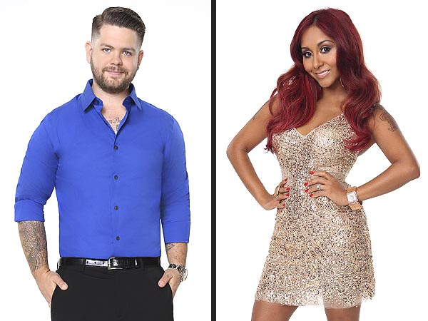 Snooki, Christina Milian and Jack Osbourne Join Dancing with the Stars Cast