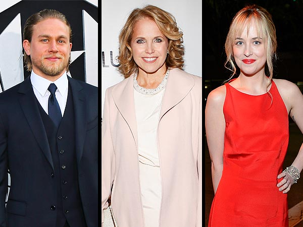 Katie Couric's Romance Scores, While Fifty Shades Casting Angers