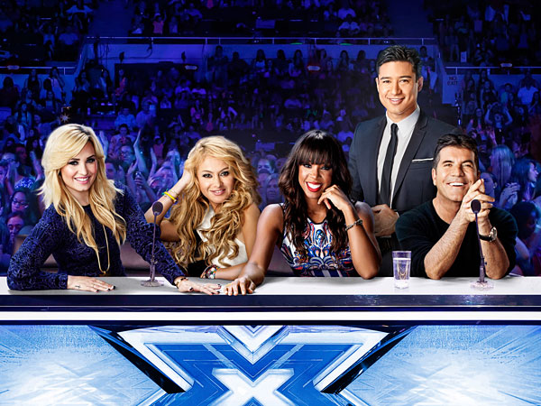 X Factor Judge Demi Lovato is Won Over by Shy Girls With Big Voices