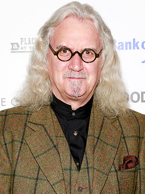 Billy Connolly Treated for Cancer, Diagnosed with Early Parkinson's