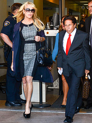 Dina Lohan DUI Charges - Lindsay Lohan's Mom Pleads Not Guilty