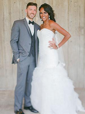 The Amazing Race's Jen Hoffman Weds